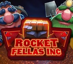 Online Rocket Fellas Inc spelen