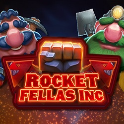 Thunderkick Rocket Fellas Inc spelen