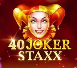 Online 40 Joker Staxx spelen