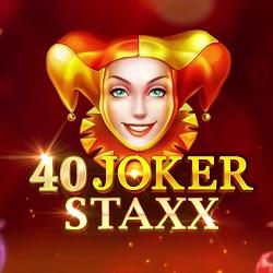 Playson 40 Joker Staxx spelen