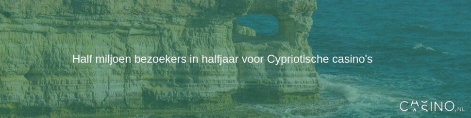 Half miljoen bezoekers in halfjaar Cypriotische casino's