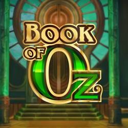 Microgaming Book of Oz spelen
