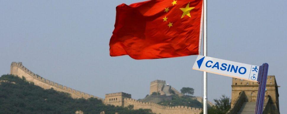 Casinobestemming China