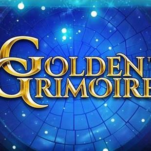 NetEnt Golden Grimoire spelen