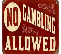 Aantal landen waar gokken illegaal is