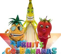 Online Fruits Go Bananas spelen