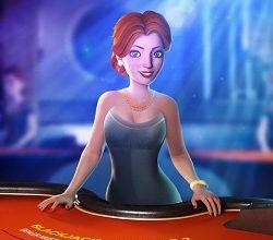 Online Yggdrasil Lucky Blackjack spelen