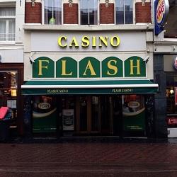 Flash Casino: overval en stroomstoring