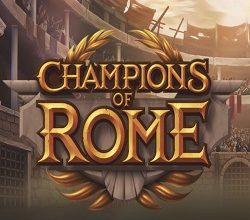Yggdrasil Champions of Rome spelen