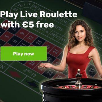 Turbo casino exclusieve actie €5 gratis spelen bij roulette