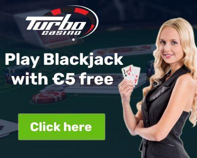 turbo casino 5 euro gratis blackjack