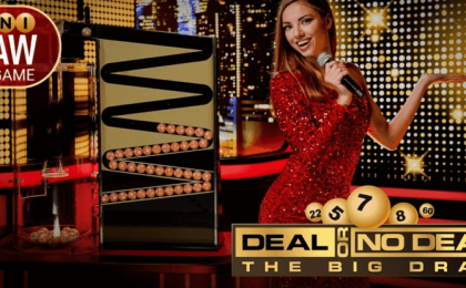 playtech lanceert Deal or no Deal