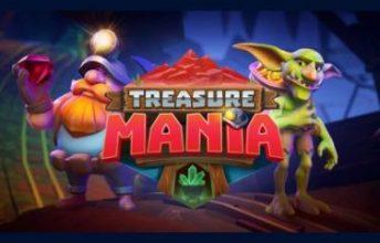 Treasure Mania spelen