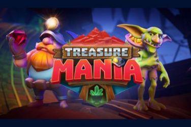 Treasure Mania van Evolplay