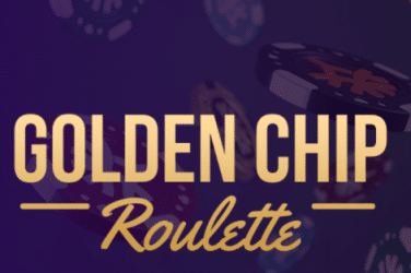 Golden chip roulette by Yggdrasil