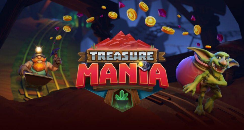 Casino.nl review Treasure Mania videoslot van Evoplay