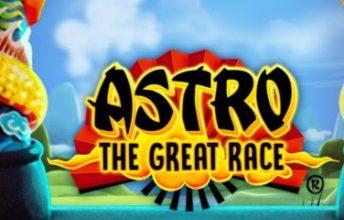 Astro The Great Race spelen