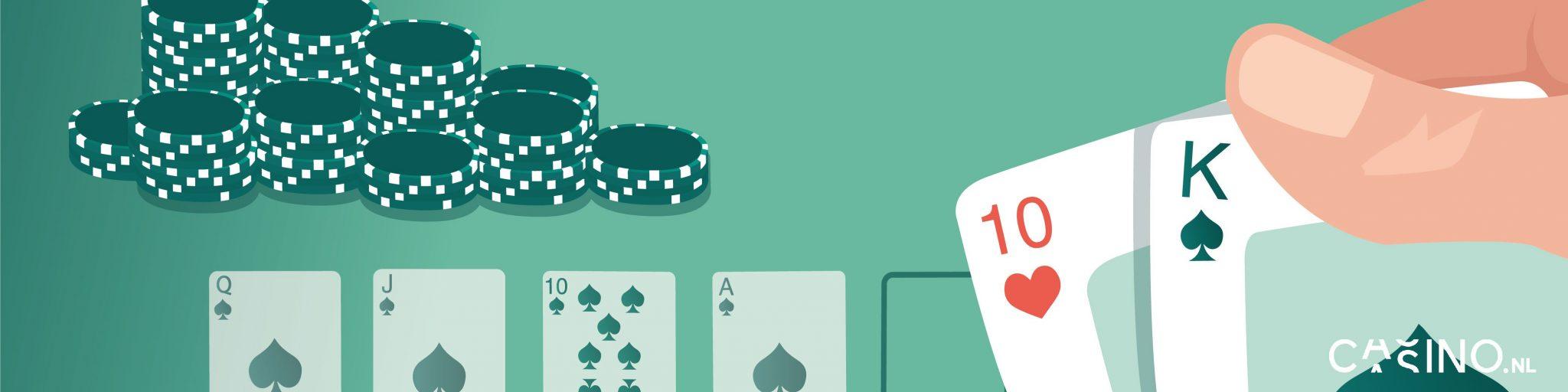 Pokerspelers krijgen belasting terug van de Belastingdienst