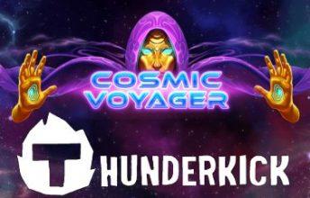 Cosmic Voyager spelen
