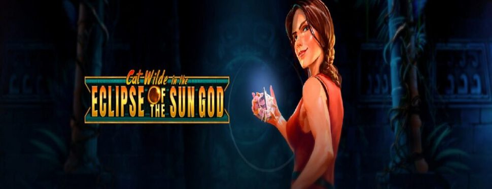 Cat Wilde in the Eclipse of the Sun God review.
