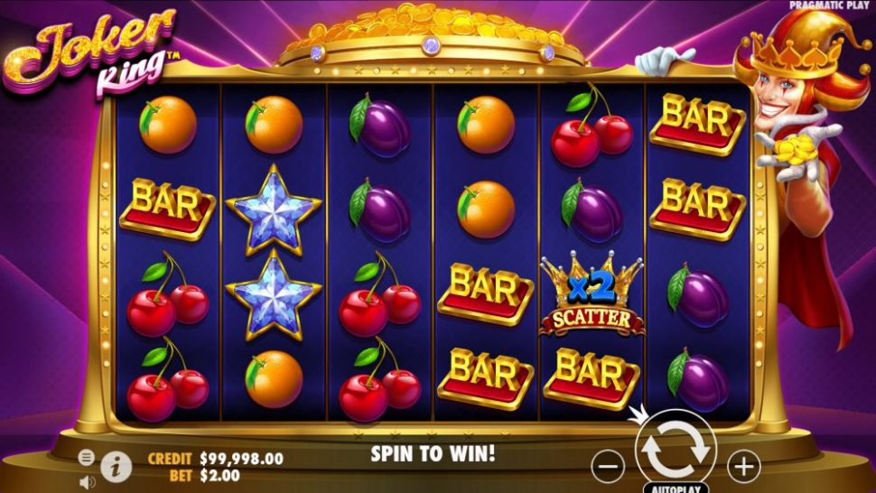Joker King review op Casino.nl
