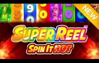 Super Reel: Spin it Hot spelen