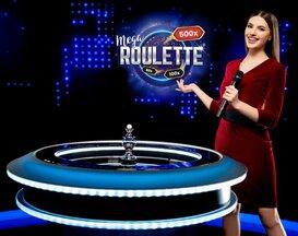 Mega Roulette spelen