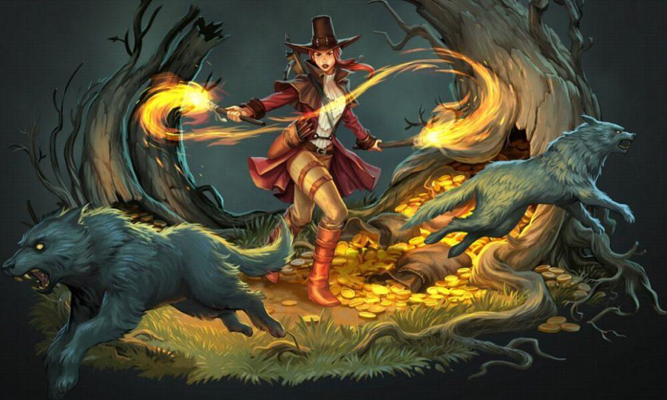 anna van helsing monster hunter spelen