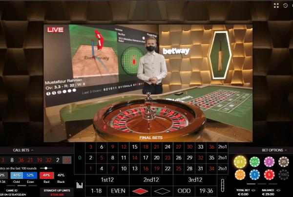 Authentic Gaming lanceert Cricket Roulette