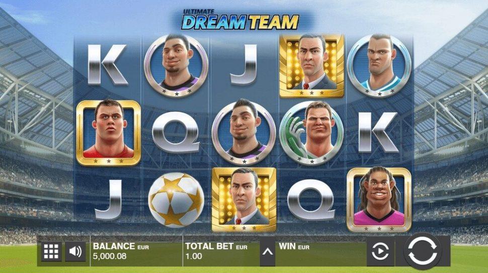 Push Gaming: The Ultimate Dream Team spelen