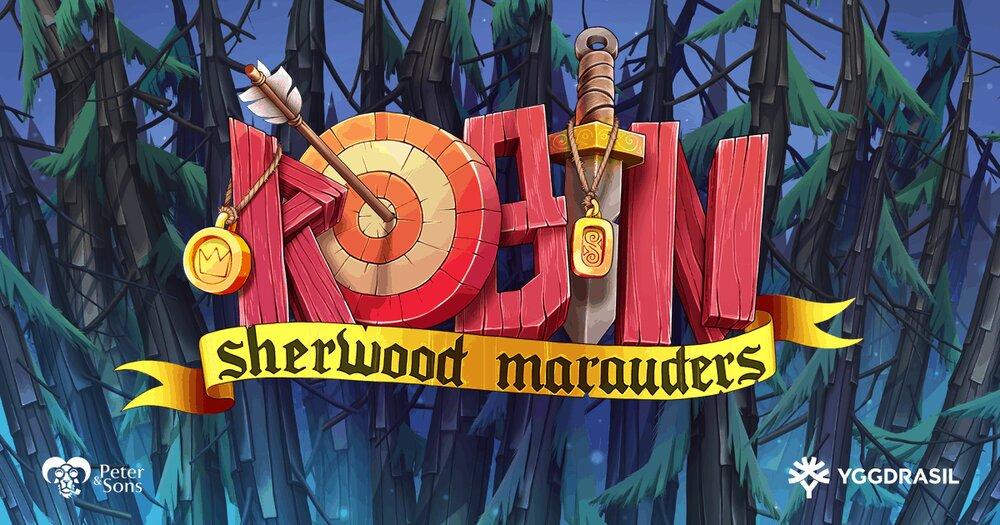 Robin Sherwood Marauders spelen