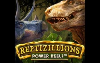 casino.nl review Red Tiger videoslot Reptizillions 500x350