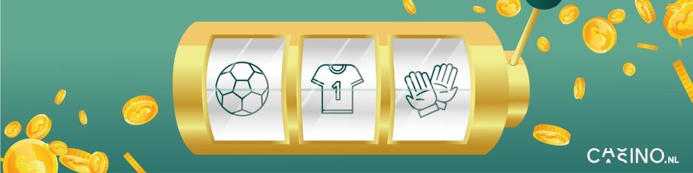 casino.nl videoslots met voetbal theme