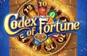 casino.nl videoslot review Netent Codex of Fortune