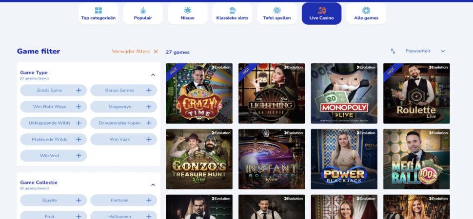 batavia casino live casino review