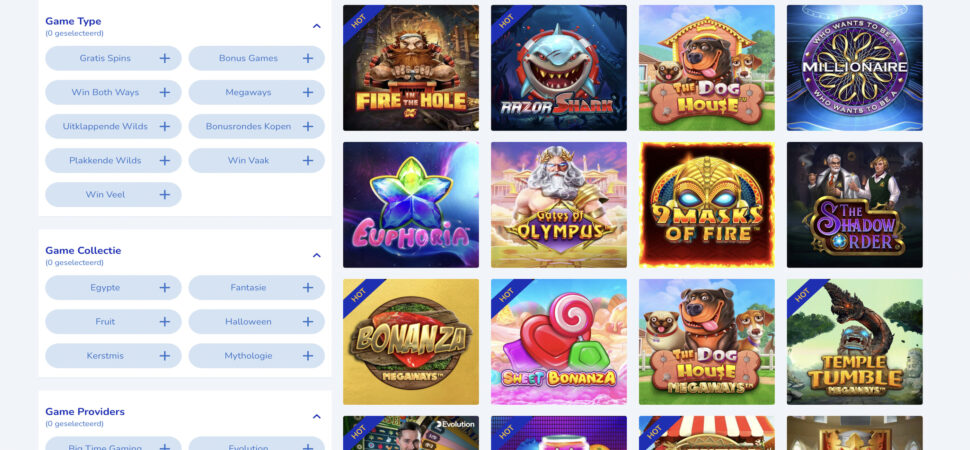 online casino review van Batavia casino