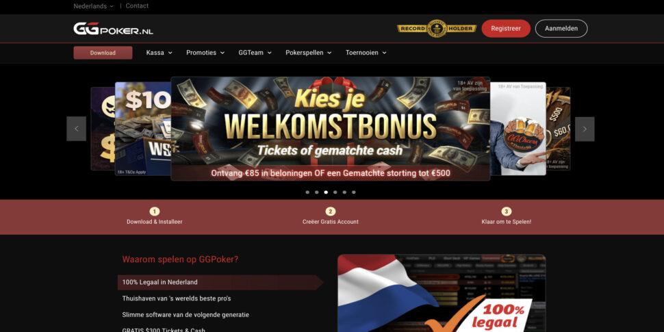 ggpoker review Nederland